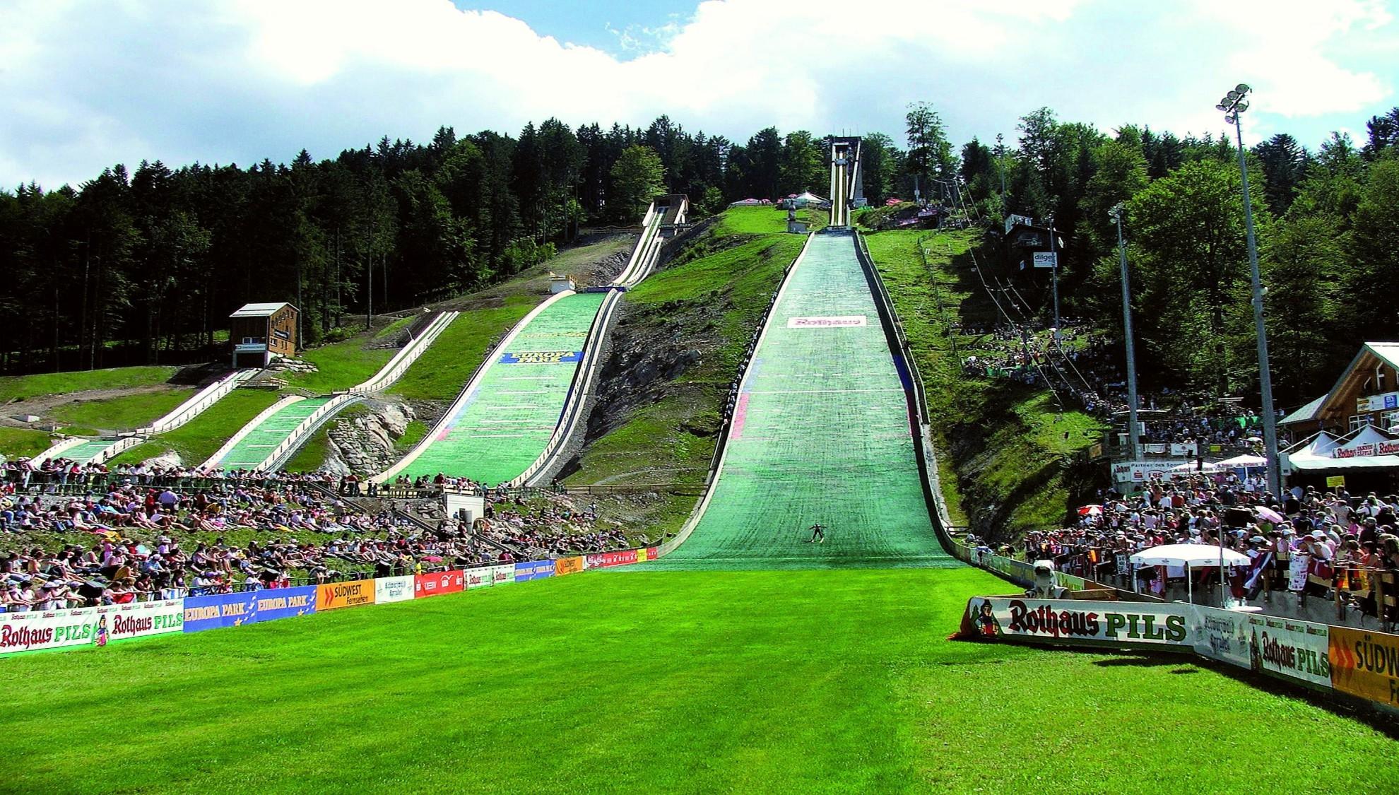 Adler-Skistadion Sommer Grand Prix