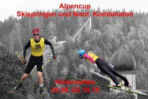 Alpencup Skispringen & Nordische Kombination
